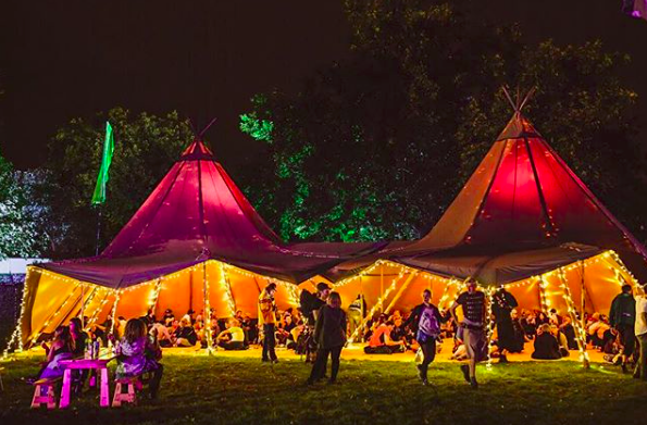 Exclusive Review: Hospitality In The Park @ Finsbury Park.