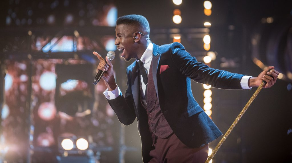 Exclusive Interview with Jermain Jackman – winner of the 2014 series of The Voice.