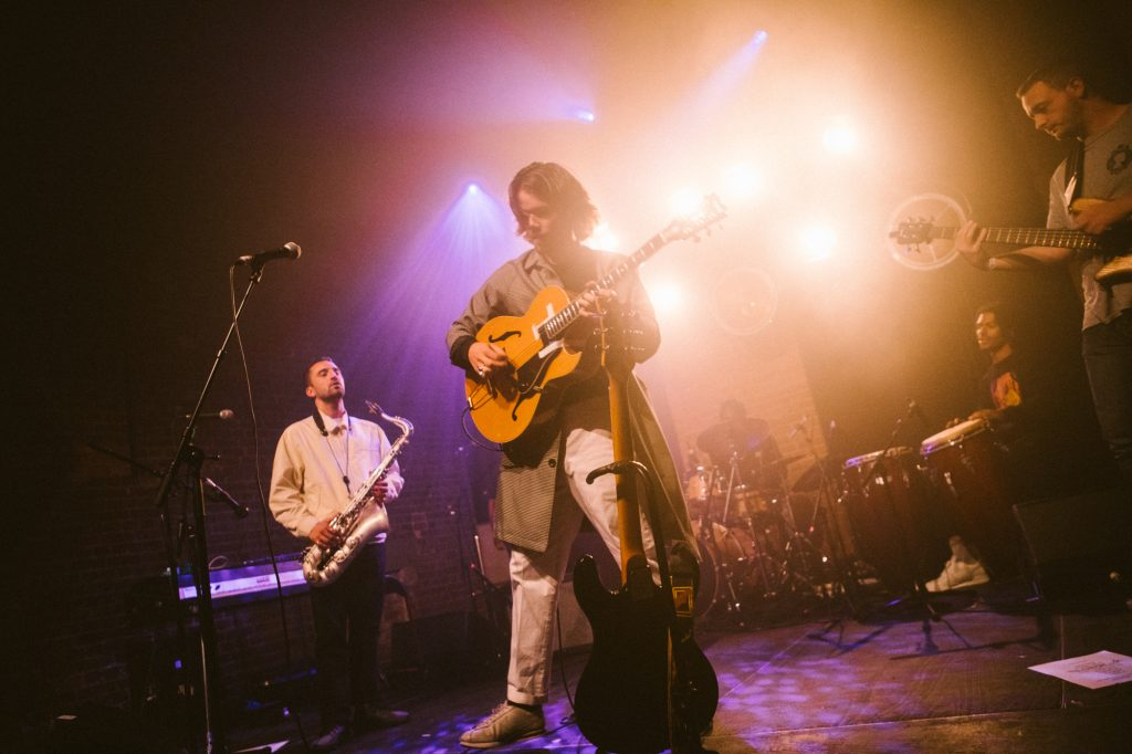Exclusive Review: Oscar Jerome @ Village Underground