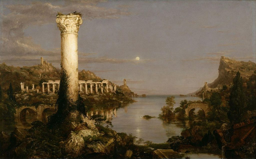 'Eden to Empire' at The National Gallery