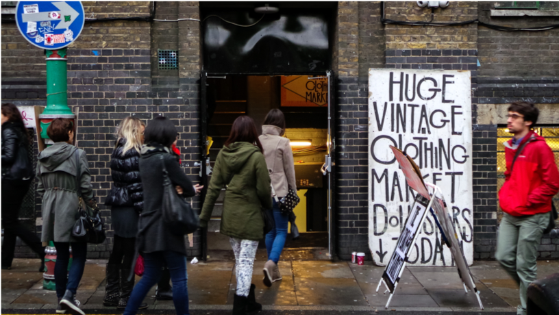 The Best Vintage Shops in London