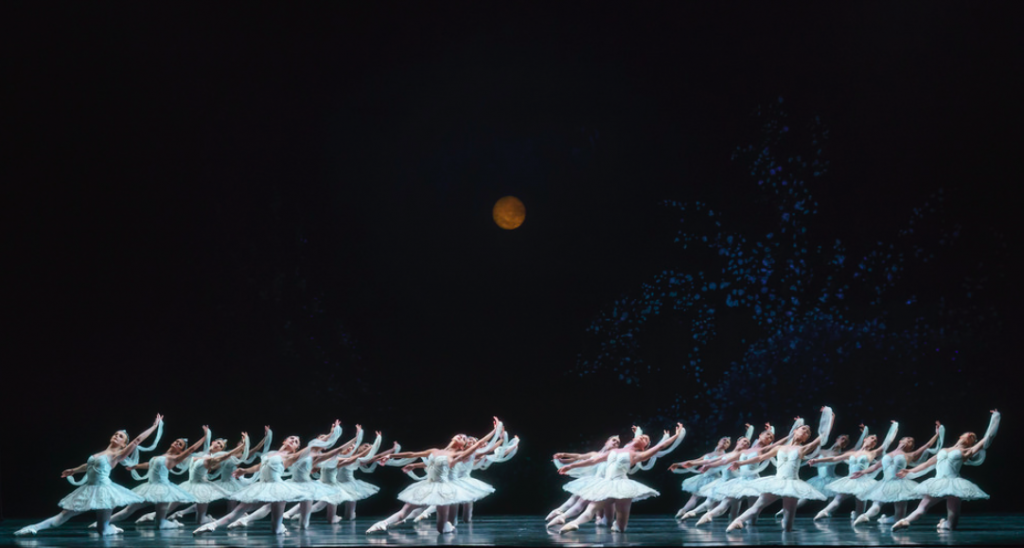 La Bayadère Review – An Ode to the Corps.