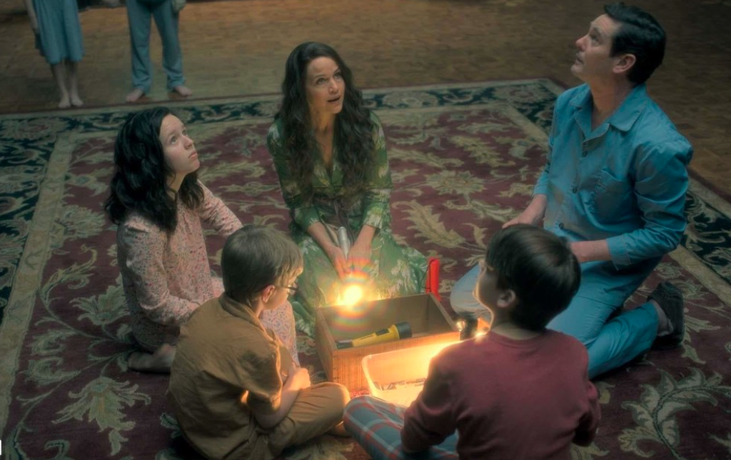 Exclusive Review: The Haunting of Hill House.