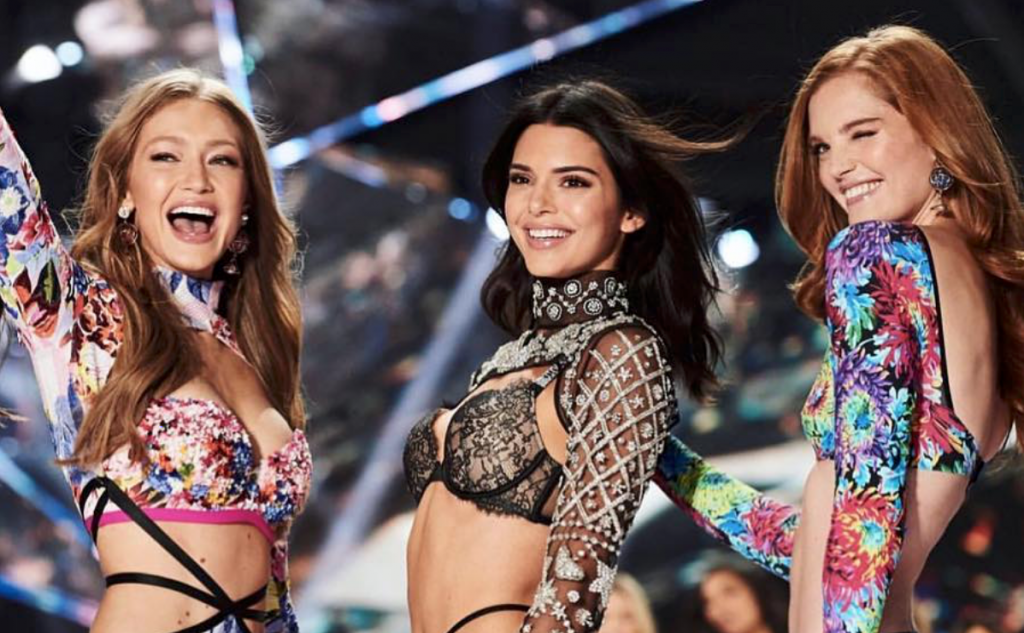 "The ""Real"" Women of Victoria's Secret."