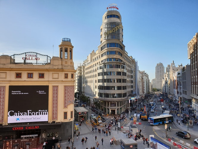 A Foreigner's Guide to Madrid's Barrios
