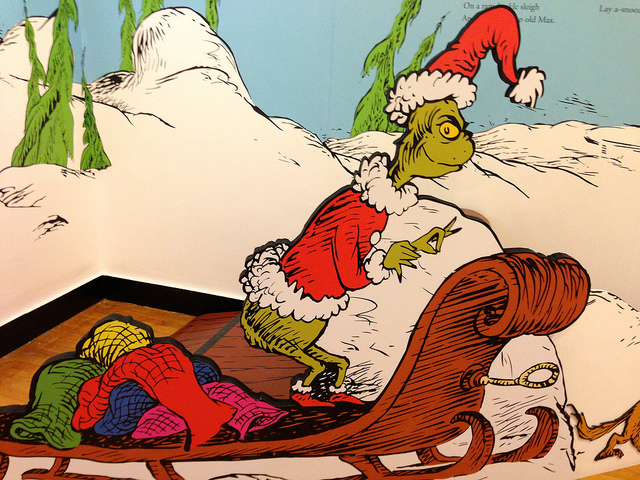 The Grinch – A Conspiracy Theory.