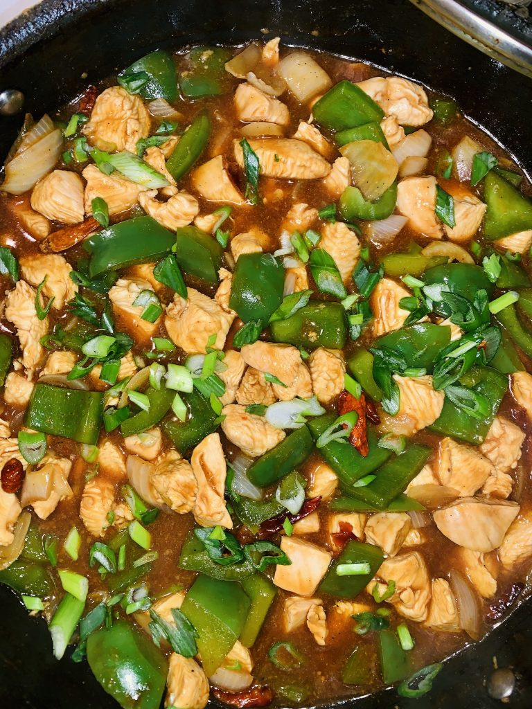 Recipe of the Week – Chicken In Oyster Sauce
