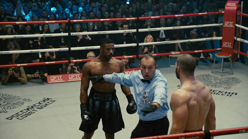 Exclusive Review of Steven Caple Jr's 'Creed II'