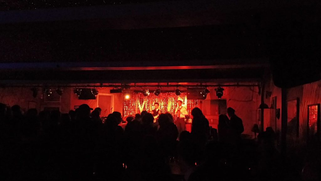 Review: Kagoule @ Moth Club