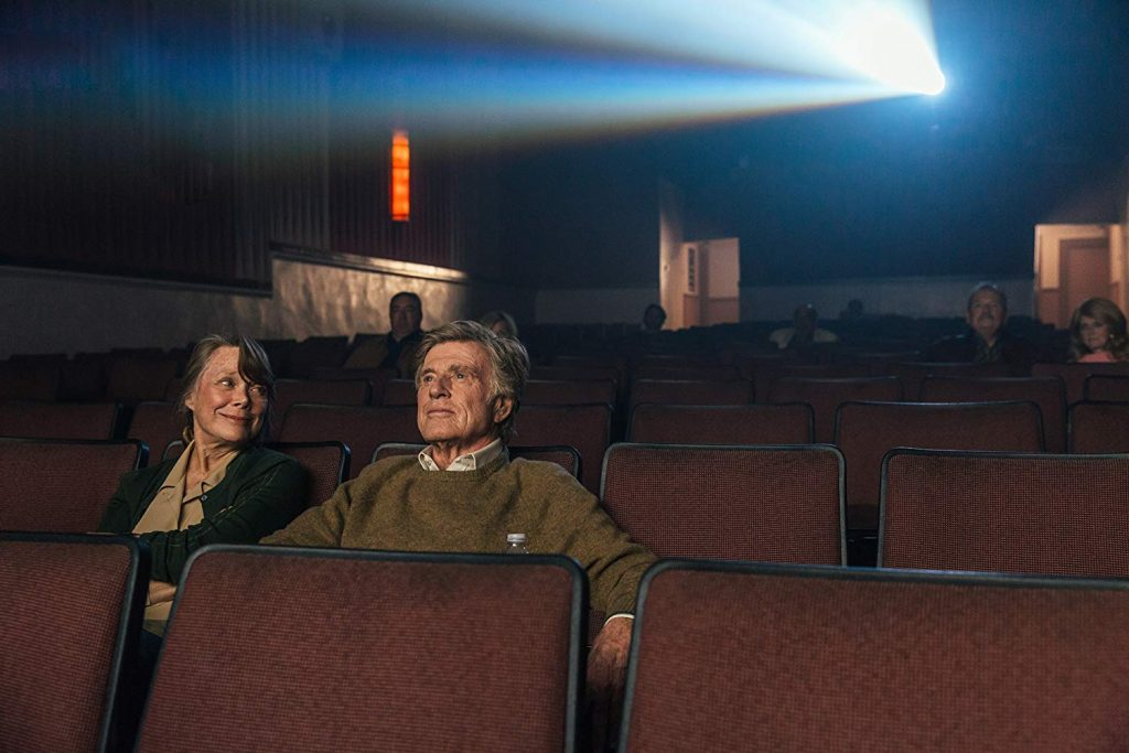 Exclusive Review of Robert Redford's 'The Old Man and the Gun.'