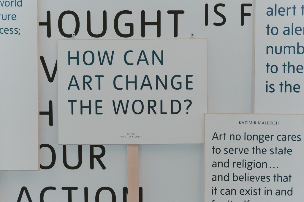 Rediscovering Tate Modern: World Aids Day