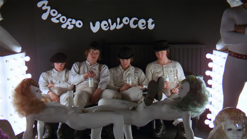 A Clockwork Orange: Artistic Triumph and Sexual Perversion
