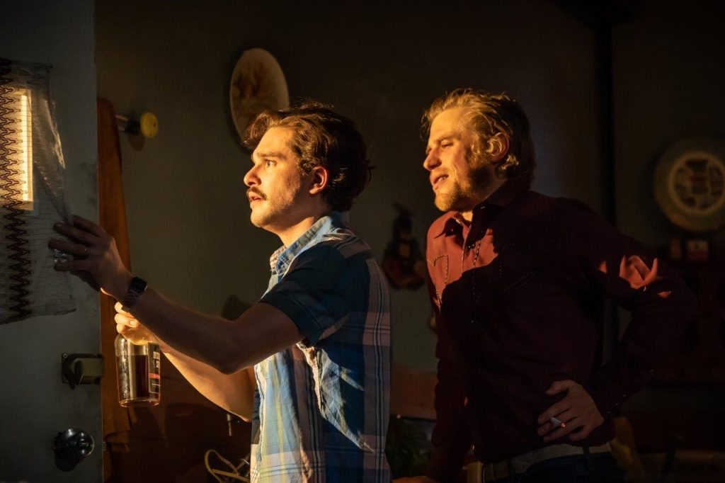 Exclusive Review of the West End's 'True West'