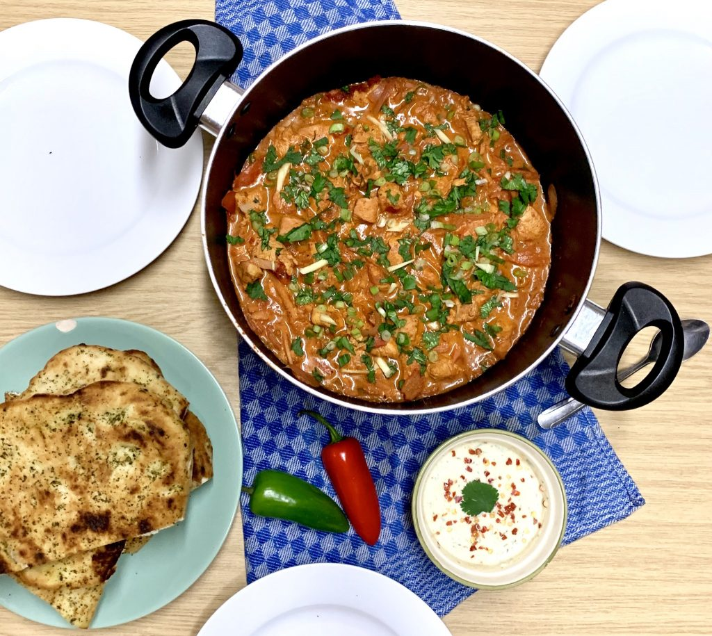 Recipe of the Week: Chicken Karahi