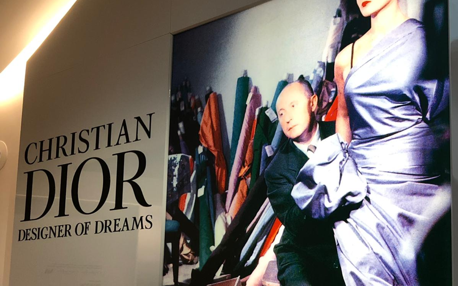 J'adior: Inside Christian Dior's 'Designer of Dreams' exhibition