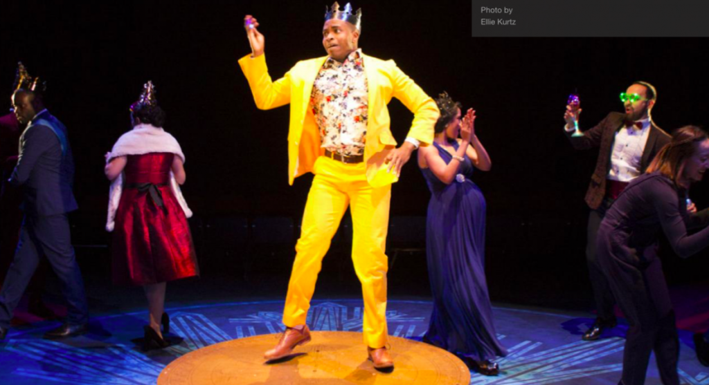The National Theatre is making the bard accessible for children – before schools spoil all of the magic.