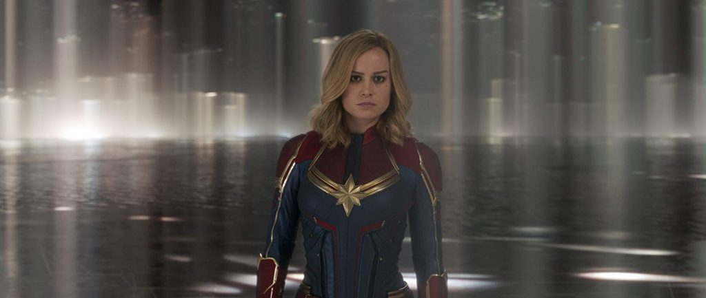 Exclusive Review of Captain Marvel