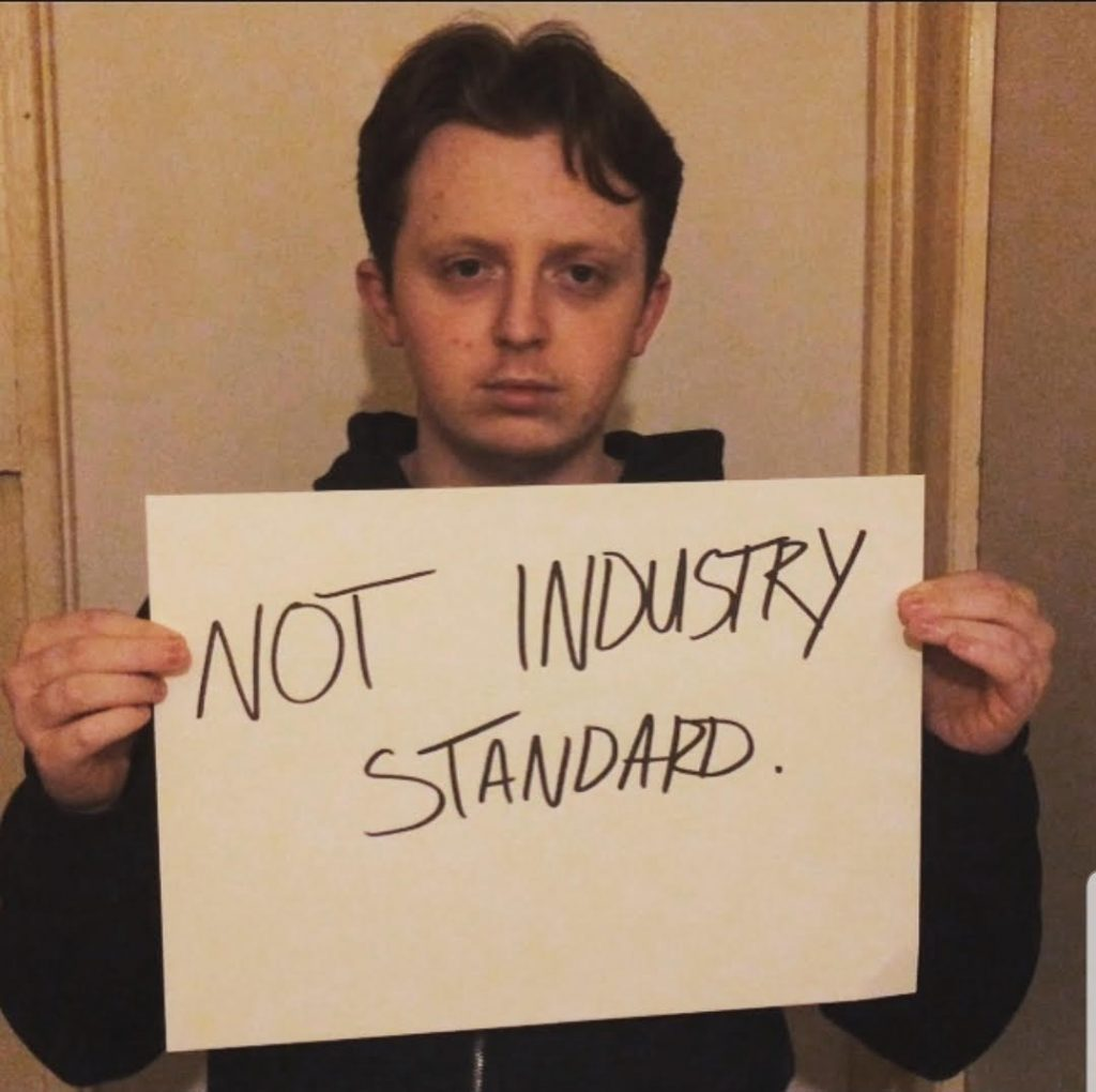 Exclusive Review: Charlie Steel 'NOT INDUSTRY STANDARD'