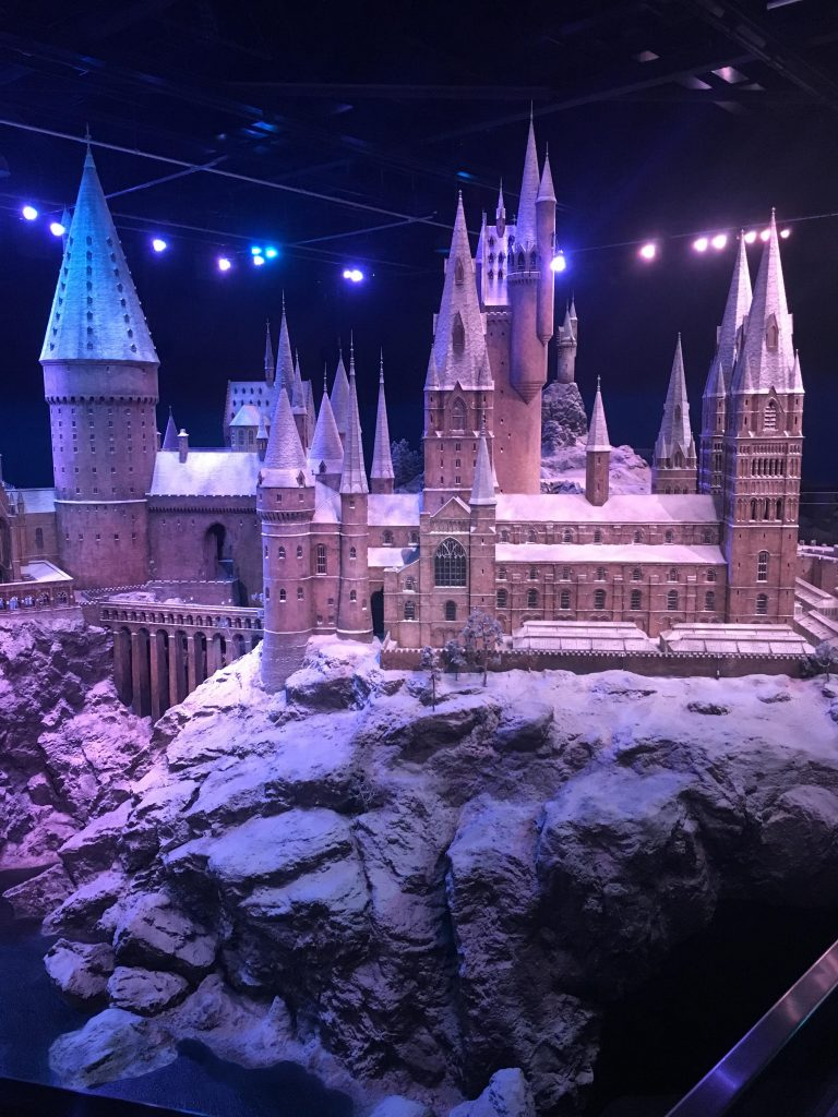 Warner Bros. Studio Tour London, The Making of Harry Potter