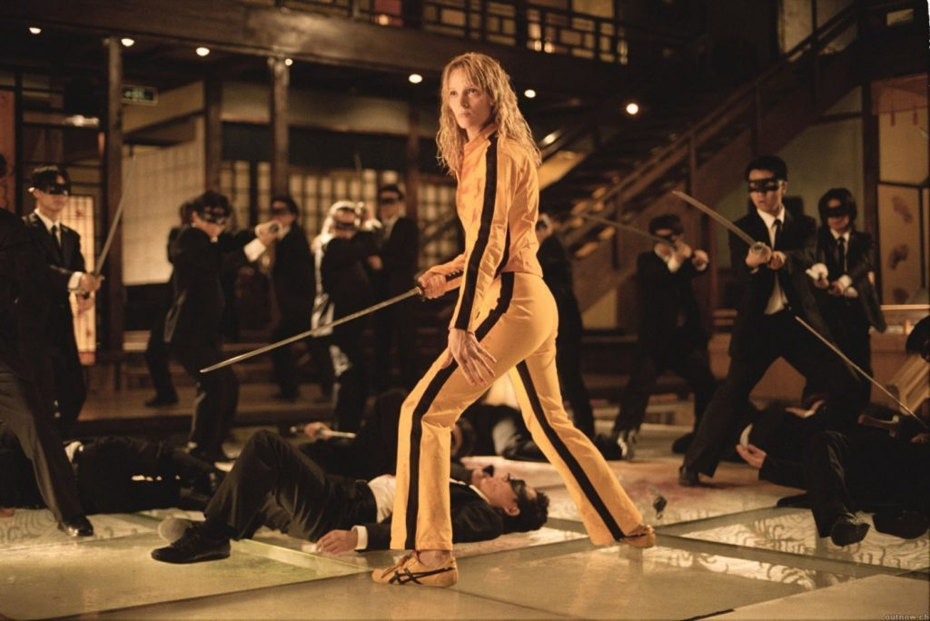 The Stamp of Feminism in Kill Bill 1 & 2
