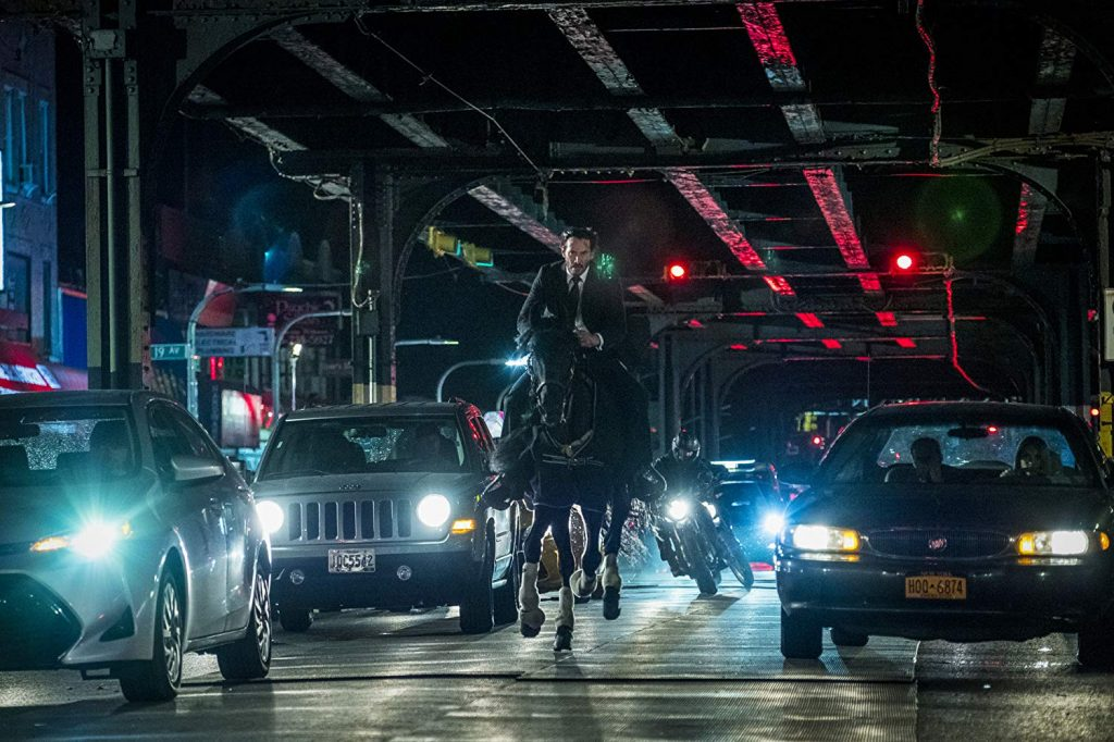 Review of John Wick Chapter 3 – Parabellum
