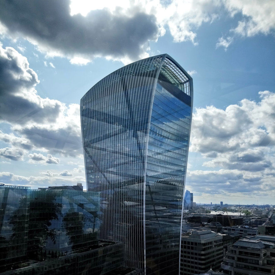 A Guide to the Banker's World, City of London