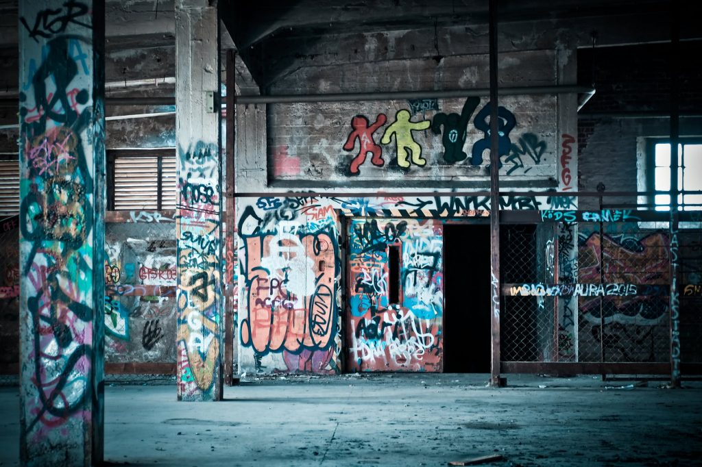 Leake Street: The Tunnel of Art That Never Stops Transforming