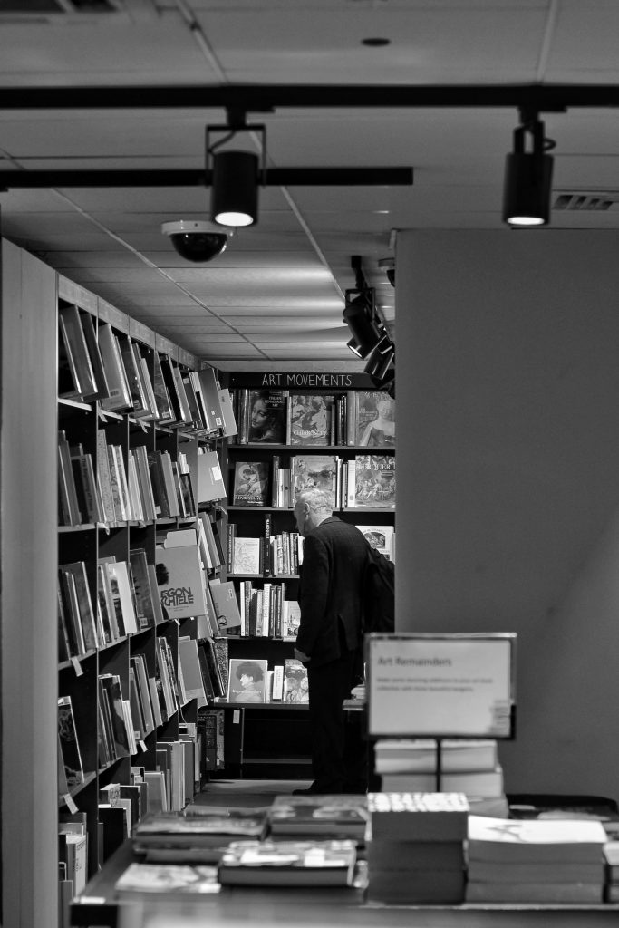 Bookshops You Will Lose Hours In