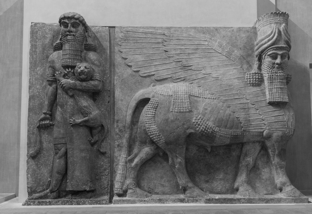 Troy, Tennyson, and the Tale of Gilgamesh: Trauma in Ancient Warfare