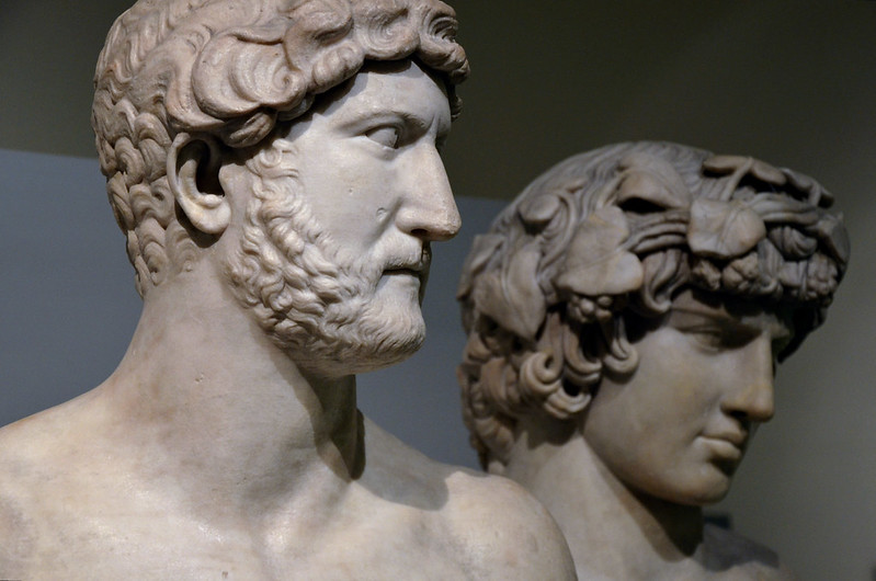 All Roads Lead to Romance: Emperor Hadrian's Gay Love Story