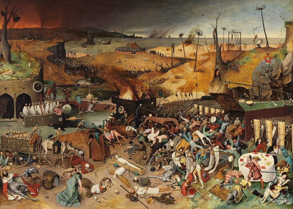 What can the experiences of the Black Death tell us about pandemics?