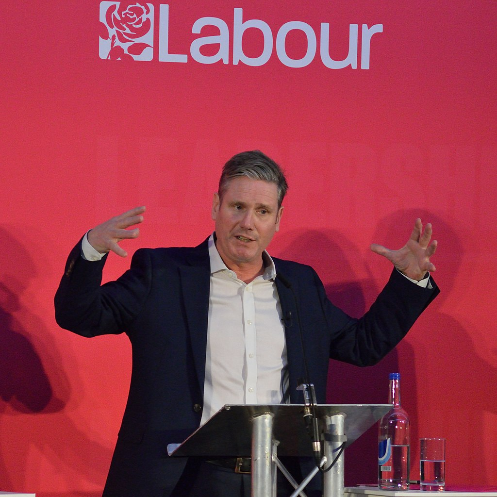 How Keir Starmer is Isolating People of Colour